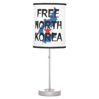 TOP Free North Korea Table Lamp