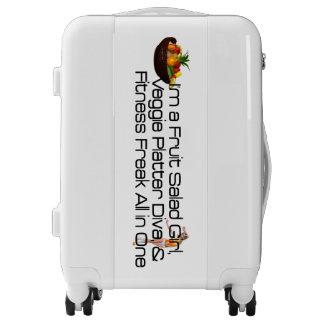 TOP Fruit Salad Fitness Luggage