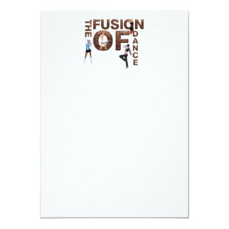 TOP Fusion of Dance Card