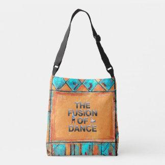 TOP Fusion of Dance Crossbody Bag