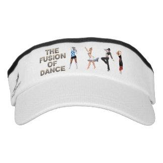 TOP Fusion of Dance Visor