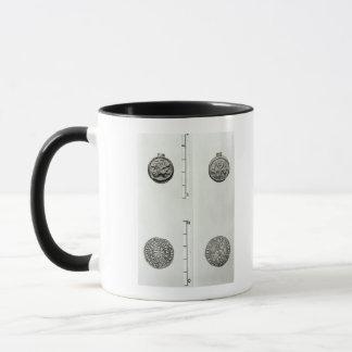 Top: Gaulish Coin of the Remes  obverse Mug