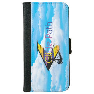TOP Glide Path Wallet Phone Case For iPhone 6/6s