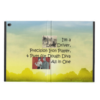 TOP Golf Diva All in One Powis iPad Air 2 Case