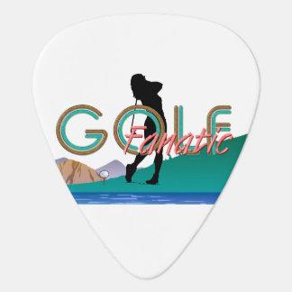 TOP Golf Fanatic Guitar Pick