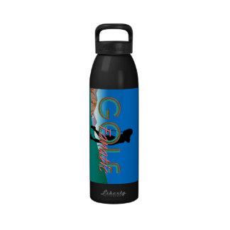 TOP Golf Fanatic Water Bottles