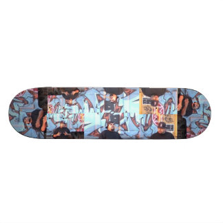 TOP GRAFF FLOW FLEX SKATE SKATEBOARD DECK