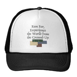 TOP Ground Up Trucker Hat