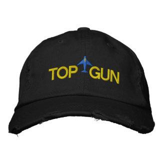 Top Gun bordó el gorra Gorra De Beisbol