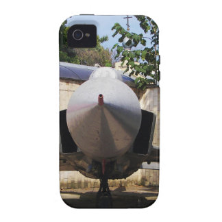 Top Gun en los suburbios Case-Mate iPhone 4 Carcasas