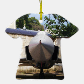 Top Gun in the suburbs. Ceramic T-Shirt Decoration