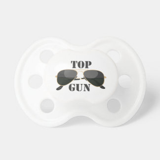 Top Gun Pacifier