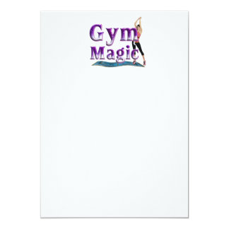 TOP Gym Magic Card