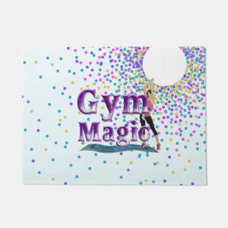 TOP Gym Magic Doormat