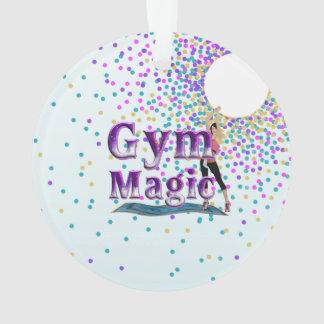TOP Gym Magic Ornament