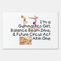 More Gymnastics Slogans