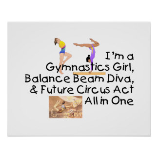 TOP Gymnastics All in One Print