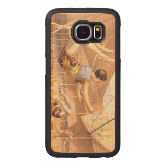 TOP Gymnastics All in One Wood Phone Case