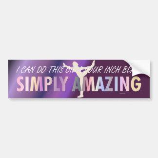 TOP Gymnastics Amazing Bumper Sticker