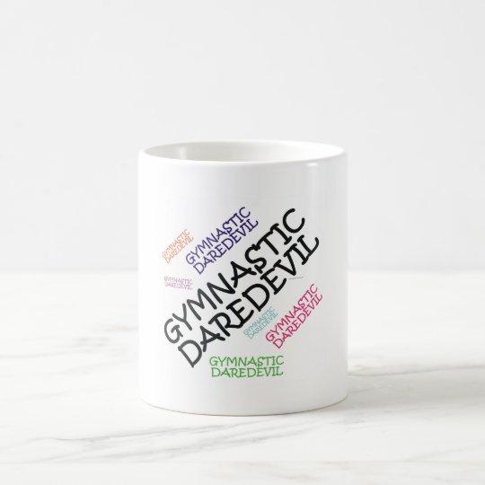 TOP Gymnastics Daredevil Coffee Mug