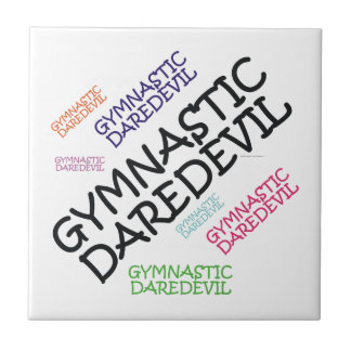 TOP Gymnastics Daredevil Tile