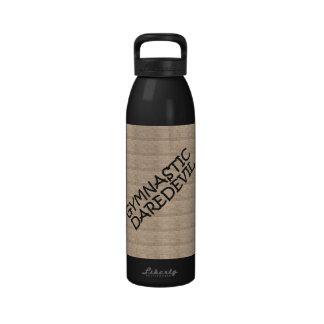 TOP Gymnastics Daredevil Water Bottles