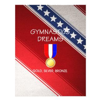 TOP Gymnastics Dreams Flyer