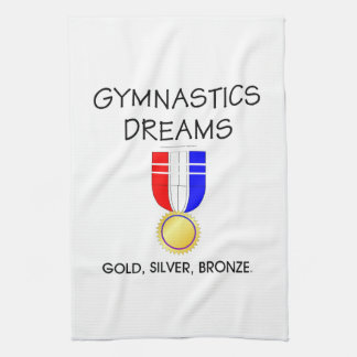 TOP Gymnastics Dreams Towel