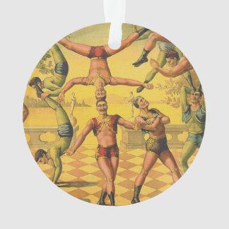 TOP Gymnastics Old School Ornament