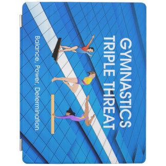 TOP Gymnastics Triple iPad Smart Cover
