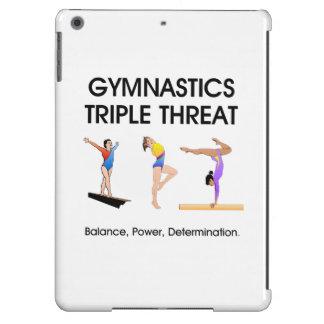 TOP Gymnastics Triple Play iPad Air Cover