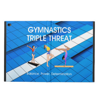 TOP Gymnastics Triple Play Powis iPad Air 2 Case