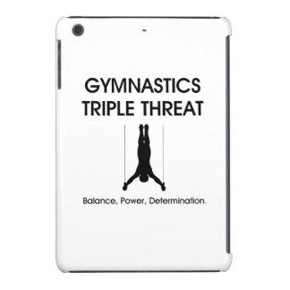 TOP Gymnastics Triple Threat iPad Mini Covers