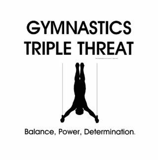 TOP Gymnastics Triple Threat (Men's) Cutout