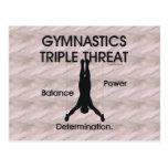 TOP Gymnastics Triple Threat (Men's) Post Cards