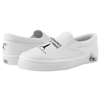 TOP Gymnastics Triple Threat Slip-On Sneakers
