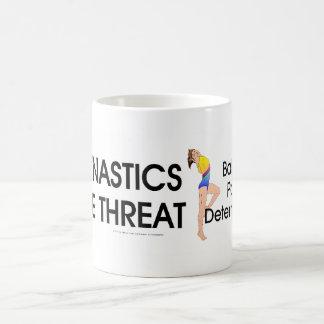 TOP Gymnastics Triple Threat (W) Coffee Mug