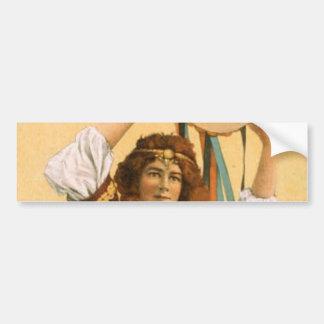 TOP Gypsy Bumper Sticker