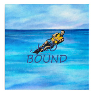 TOP H2o Bound Acrylic Wall Art