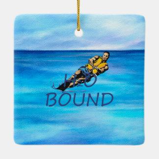 TOP H2o Bound Ceramic Ornament