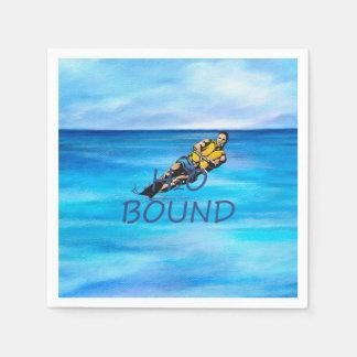 TOP H2o Bound Napkin