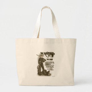 Top Hand Cowgirl Tote Tote Bags