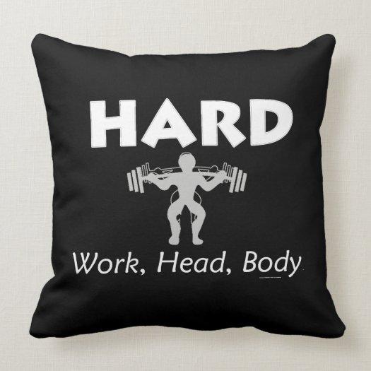 Hard Work Head Body