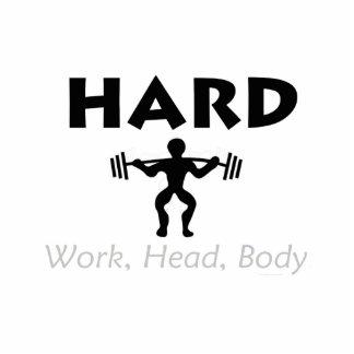 TOP Hard Work Head Body Statuette