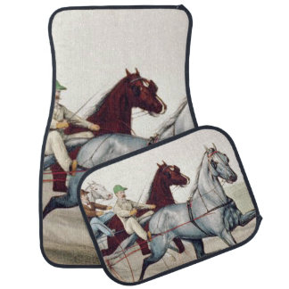 TOP Harness Racing Car Floor Mat