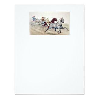 TOP Harness Racing Card