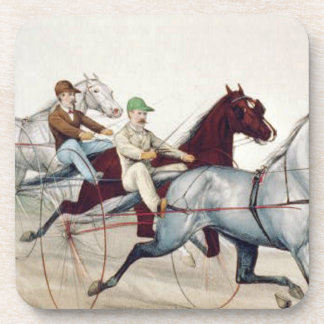 TOP Harness Racing Drink Coaster