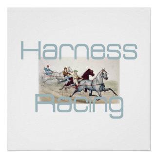 TOP Harness Racing Poster
