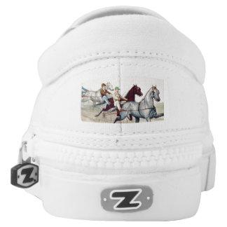 TOP Harness Racing Slip-On Sneakers