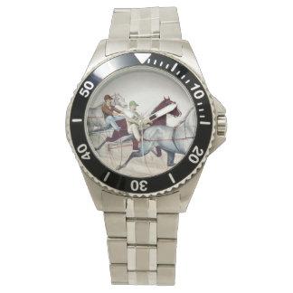 TOP Harness Racing Wrist Watch